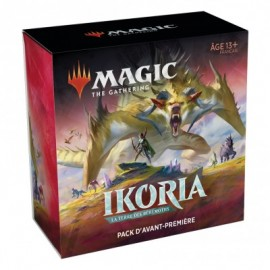 FRANCAIS MTG magic the gathering Ikoria La Terre des Béhémoths
