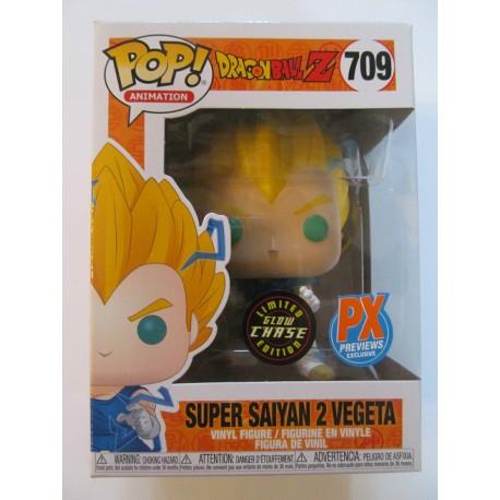 Funko POP! Funko Pop Dragon Ball Z Super Saiyan 2 Majin 709 PX Previews Exclusive