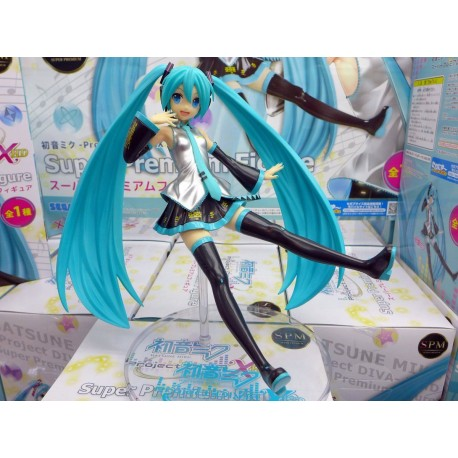 Hatsune Miku Project DIVA Arcade Future Tone gradation Resort Figure