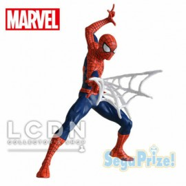 FIGURINE MARVEL BANPRESTO spider man spiderman CREATOR X CREATOR figure 15cm