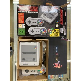 Console Super Nintendo - Nintendo Classic Mini - Super NES