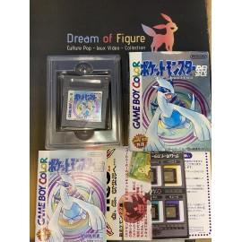 pocket monsters Nintendo game boy color POKEMON argent silver 銀 JAP