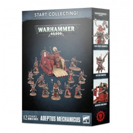 Warhammer 40K: Start Collecting! Adeptus Mechanicus