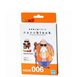 Nanoblock OFFICIEL Dragon Ball Z / Master Roshi 006 / toei animation
