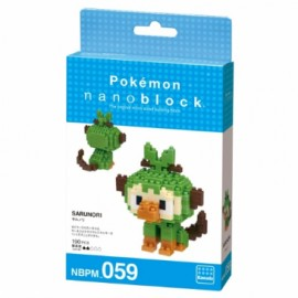 Nanoblock OFFICIEL Pokemon / Ouistempo 059 / toei animation