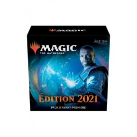 MTG magic the gathering Magic the Gathering édition de base 2021 Pack d'avant-première