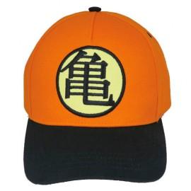 Casquette Naruto Shippuden - emblème Konoha plaque métal