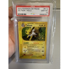 psa10 rocket's moltres ex team rocket return 2004