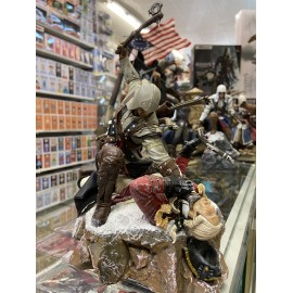ubisoft Figurine Assassins Creed 3 CONNOR THE LAST BREATH boite