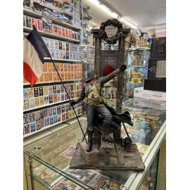 Assassin's Creed 3 limited collector's Edition Statue Connor Kenway UBISOFT 2012 sans boite