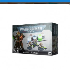Warhammer 40K 40 000 Accessoires - Paint + Tools Set