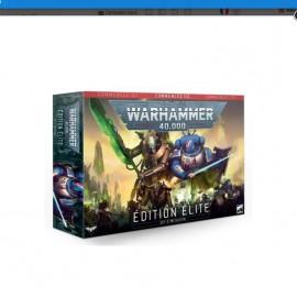 Warhammer 40K 40 000 Livre de Base (9ème Edition)