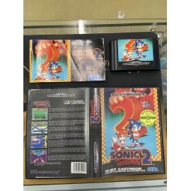SEGA retro gaming gEnesis MEGADRIVE streets of rage boite / notice