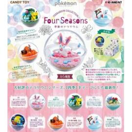 BANDAI Pokemon Poche Botanique type set JAPAN OFFICIAL