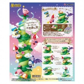 Boite de 6 Figurines Kirby Terrarium Tree in Dreams JAPAN OFFICIAL