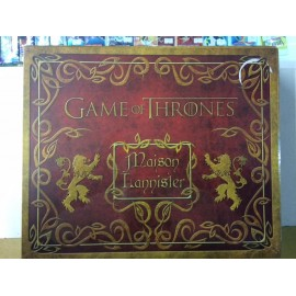 GAME OF THRONE Le Trone de fer maison stark kit pour lettre