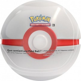 FRANCAIS pokemon tcg pokeball : Coffret Pokéball