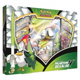 FRANCAIS pokemon tcg Coffret Pokémon - Épée & Bouclier - Palarticho De Galar-V