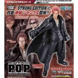 ONE PIECE P.O.P pop MEGAHOUSE Strong Edition Shanks