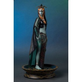 F4F first 4 figure The Legend of Zelda Twilight Princess statuette True Form Midna 43 cm