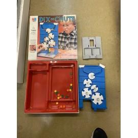 vintage jouet jeux jeu dix de chute jeux mb