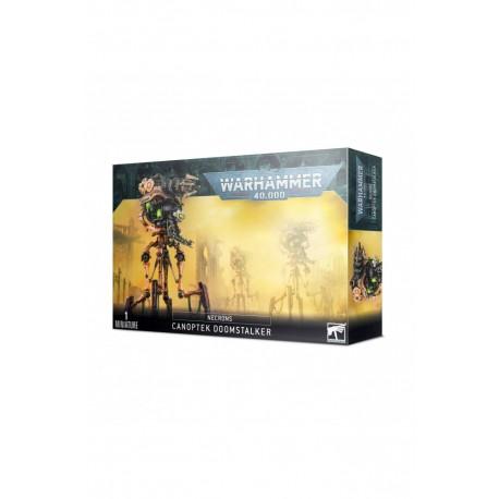 Warhammer 40K 40 000 NÉCRONS: DESTROYER LOURD LOKHUST