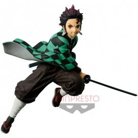 P Banpresto Demon Slayer kimetsu no Yaiba Vibration Stars tanjiro Kamado Figure