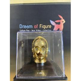 altaya star wars casques de collection C-3PO