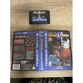 SEGA retro gaming MEGA DRIVE MEGADRIVE eternal champions boite / notice