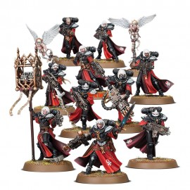 warhammer Codex Adepta Sororitas