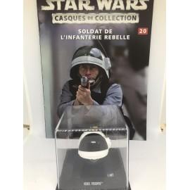 altaya star wars casques de collection soldat de l'infanterie rebelle