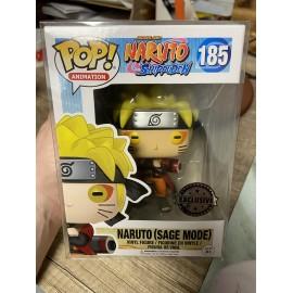 Funko POP! Games Naruto Sage Mode Vinyl Figure 10cm Glow In The Dark limited