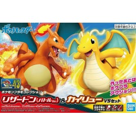 Pokemon ZEKROM Model Kit par Bandai maquette