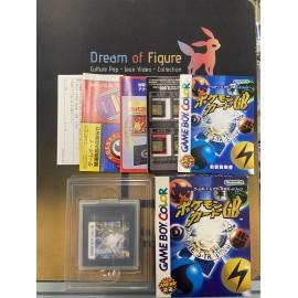 pocket monsters Nintendo game boy color POKEMON tcg JAPanese