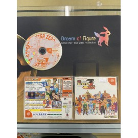 SEGA dreamcast capcom GUNSPIKE JAPanese