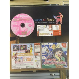 SEGA dreamcast SIMPLE 2000 SERIES DC VOL 1 BITTERSWEET FOOLS JAPanese