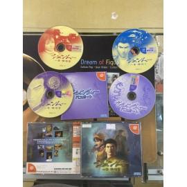 SEGA dreamcast SHENMUE JAPanese