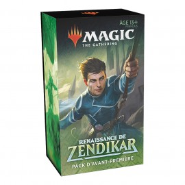 MTG magic the gathering pack d'avant premiere preview magic édition de base 2020
