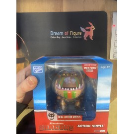 How to Train Your Dragon Action Vinyl Figures Dragons 15 cm MEATLUG