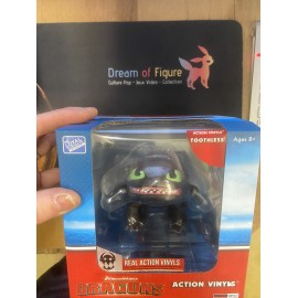 How to Train Your Dragon Action Vinyl Figures Dragons 15 cm MEATLUG RACING STRIPES