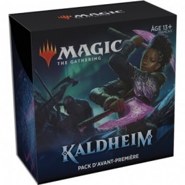 MTG magic the gathering pack d'avant premiere preview magic renaissance de zendikar