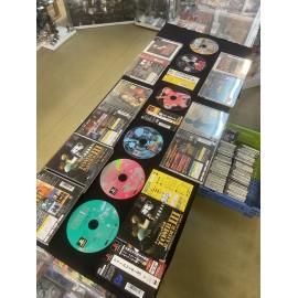 jeux playstation japanese boite notice final fantasy lot des 4 jeux