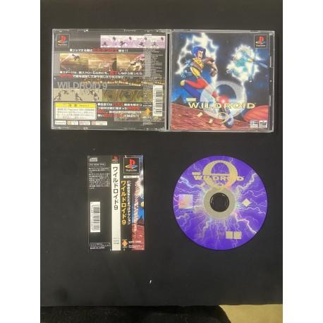 jeux playstation japanese boite notice Brave Fencer Musashiden