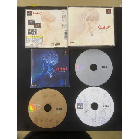 jeux playstation japanese boite notice ALONE IN THE DARK 2