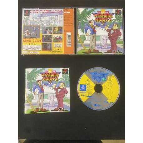 jeux playstation japanese boite notice Soukaigi