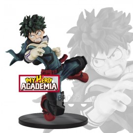banpresto My Hero Academia the Amazing Heroes Vol 1 Izuku Midoriya 14cm boite abimes
