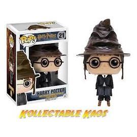 HARRY POTTER - POP Vinyl Harry Potter FUNKO