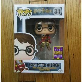 Figurine POP! Harry Potter Harry with Hedwig - Vinyl Figure 10cm