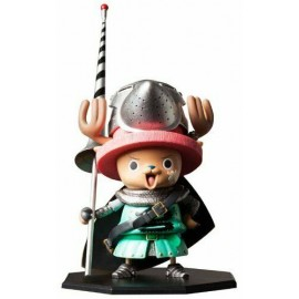 Plex one piece Porte Peinture Collection Figurine Tony Chopper Knight Version