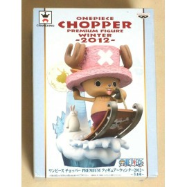 Banpresto One Piece DXF Film GOLD Tony Tony Chopper figure statue figurine TOEI